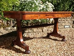 Antique 19thCentury Library Table Sofa Table 57x28x28halfhighx23halfknee_12.JPG