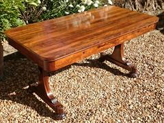 Antique 19thCentury Library Table Sofa Table 57x28x28halfhighx23halfknee_11.JPG