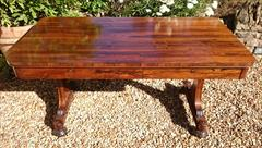 Antique 19thCentury Library Table Sofa Table 57x28x28halfhighx23halfknee_19.JPG