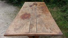 05092017Antique 18thCentury Elm and Sycamore Refectory Table 33w 87w 29h _10.jpg