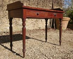 26092017Antique Mahogany Dressing Table Washstand Attrib Gillow 20½d 42½w 30h 33½h 11.JPG