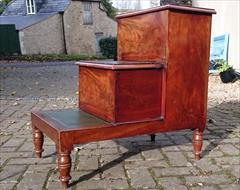13102017Antique 19th century mahogany step commode 17½w 26h 27d _2.JPG