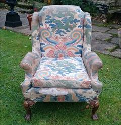 1611201719th Century Antique Howard and Sons Amchair 37d max 32d legframe 31w 18h seat 38½h max _1.JPG
