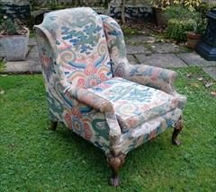 1611201719th Century Antique Howard and Sons Amchair 37d max 32d legframe 31w 18h seat 38½h max _3.JPG