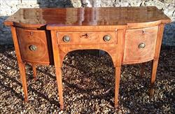 1512201718th century George III mahogany antique sideboard 22deep 54wide 34high _1.JPG