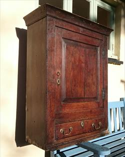 2301201818th Century George III Period Oak27w 10¾ 33h 091713_1.JPG