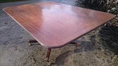 050220181810 Regency Mahogany Breakfast Table 46d 67w 28½h _18.JPG