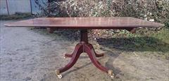 050220181810 Regency Mahogany Breakfast Table 46d 67w 28½h _19.JPG