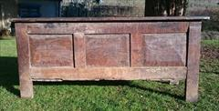 1902201817th Century William And Mary Period Oak Antique Coffer 23d 60w 26h _14.JPG