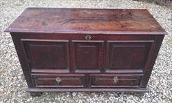 2903201817th century oak antique mule chest coffer chest 20½d 50w 31h _1.JPG