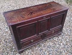 2903201817th century oak antique mule chest coffer chest 20½d 50w 31h _10.JPG