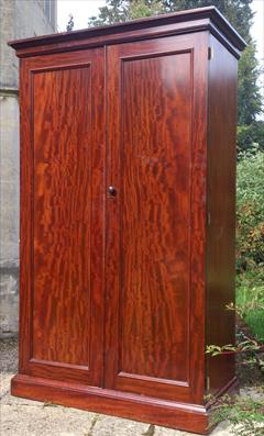 Mahogany antique wardrobe3.jpg