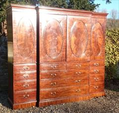 Mahogany antique linen press3.jpg
