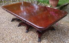 1405201819th century antique dining table 49 deep 132½ long _17.JPG