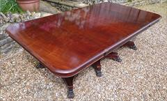 1405201819th century antique dining table 49 deep 132½ long _20.JPG
