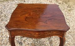 16052018Antique Centre Table Rosewood 27¼ 27½ 29½ high _2.JPG