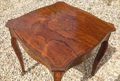 16052018Antique Centre Table Rosewood 27¼ 27½ 29½ high _8.JPG