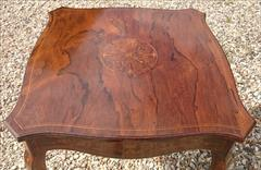16052018Antique Centre Table Rosewood 27¼ 27½ 29½ high _9.JPG