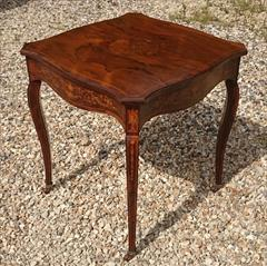 16052018Antique Centre Table Rosewood 27¼ 27½ 29½ high _6.JPG