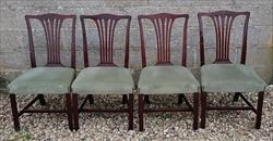 280820184 Mahogany Chippendale Dining Chairs 22d 21w 18hs 38h _1.JPG