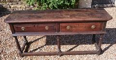 2808201817th Century Antique Dresser Base 18d 66w 31½h_3.JPG
