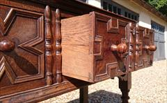 2609201817th Century Antique Dresser Base 19d 35h 75w _11.JPG