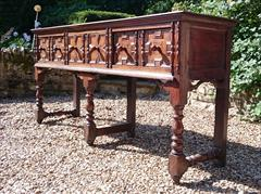 2609201817th Century Antique Dresser Base 19d 35h 75w _5.JPG