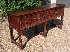 2609201817th Century Antique Dresser Base 19d 35h 75w _6.JPG