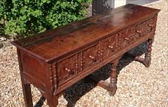 2609201817th Century Antique Dresser Base 19d 35h 75w _8.JPG