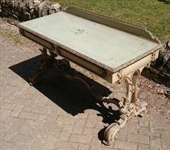 2909201819th Century Painted Serving Table Antique Dressing Table 23½ 60cmd 53½ 136cmw 30 76cmh 33½ 85cmh _10.JPG
