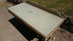 2909201819th Century Painted Serving Table Antique Dressing Table 23½ 60cmd 53½ 136cmw 30 76cmh 33½ 85cmh _11.JPG
