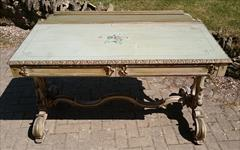 2909201819th Century Painted Serving Table Antique Dressing Table 23½ 60cmd 53½ 136cmw 30 76cmh 33½ 85cmh _2.JPG