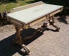 2909201819th Century Painted Serving Table Antique Dressing Table 23½ 60cmd 53½ 136cmw 30 76cmh 33½ 85cmh _5.JPG