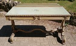 2909201819th Century Painted Serving Table Antique Dressing Table 23½ 60cmd 53½ 136cmw 30 76cmh 33½ 85cmh _1.JPG