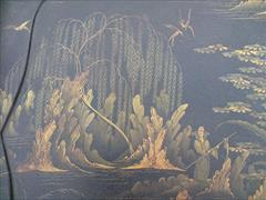 Chinoiserie Regency antique lacquer tray6.jpg