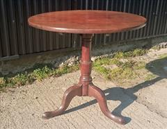 1403201919th century regency mahogany antique tripod table 30 wide 29¾ 27h _3.JPG
