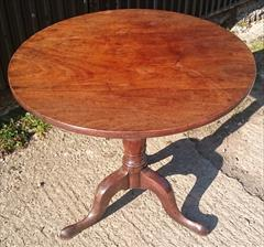 1403201919th century regency mahogany antique tripod table 30 wide 29¾ 27h _9.JPG