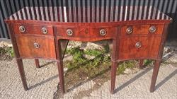 1503201918th Century George III Antique Serpentine Sideboard 26½D 64W 35½H _1.JPG