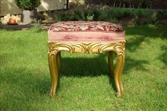 C19th gilt antique stool.jpg
