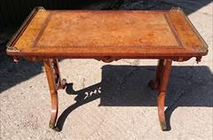 2208201919th Century Antique Gillow Library Table 25d 44w 28½ or 29½h _1.JPG