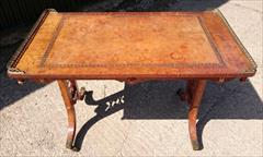 2208201919th Century Antique Gillow Library Table 25d 44w 28½ or 29½h _2.JPG