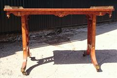 2208201919th Century Antique Gillow Library Table 25d 44w 28½ or 29½h _4.JPG