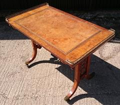 2208201919th Century Antique Gillow Library Table 25d 44w 28½ or 29½h _6.JPG