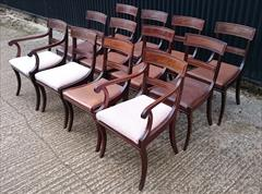 2809201912 Regency Mahogany Antique Dining Chairs Attributed to Gillow Carver 22d 33h 21w 18½s Single 20½d 33h 19w 18hs _9.JPG