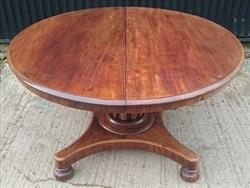 3009201919th century extending breakfast table by James Winter 28½ high 72 long max 50½ long min 51½ wide 1.JPG