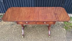 0310201919th Century Mahogany Antique Sofa Table 21½D 56½W 34W min 27½H 2.JPG