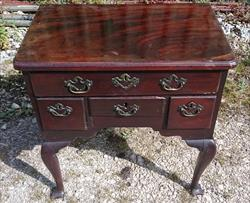 111120191740 Early Mahogany Antique Side Table 26w 17d 28h _8.JPG