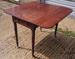 111120191810 Antique Pembroke Table 19w 37½w 35¾d 28½h _10.JPG