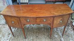 1311201918th Century Antique Sideboard 28½d max 22d ends 37h 74w _9.JPG