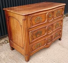 221120191810 French Antique Chest of Drawers Commode 27d 52½w 39½h _4.JPG